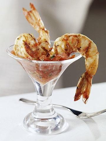 Grilled-Shrimp Cocktail food | Finger food ( wedding) | Pinterest