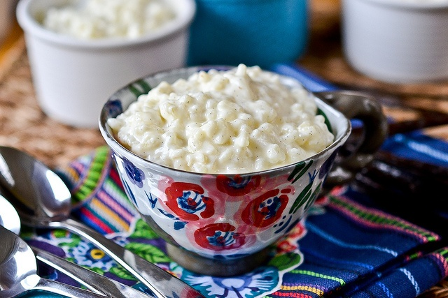 Vanilla Bean Rice Pudding by Full Fork Ahead, via Flickr - a necessary ...