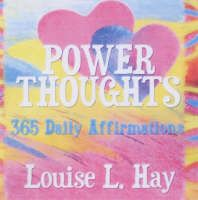 Power thoughts daily affirmations jessica