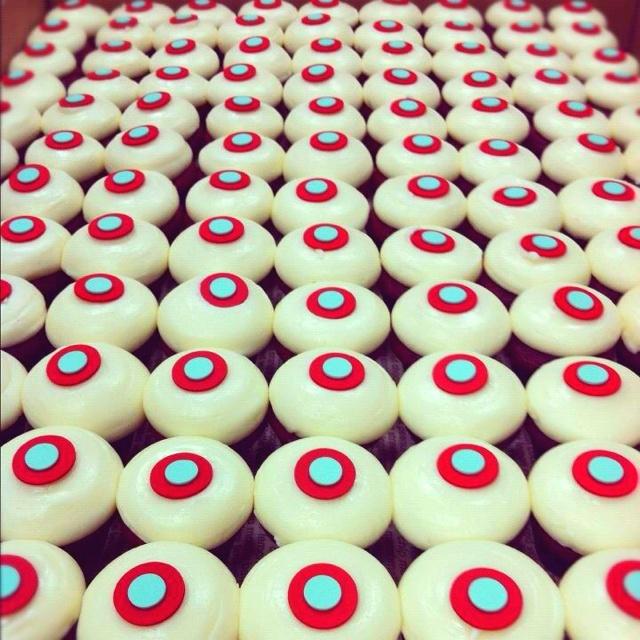 Red velvet Sprinkles cupcakes! Yummy! | Food | Pinterest