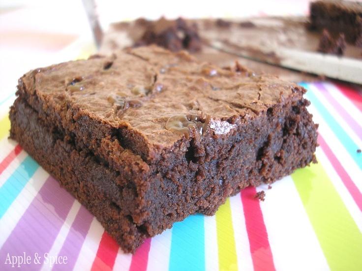 Chocolate Salted Caramel Brownies | Brownies & Bars | Pinterest