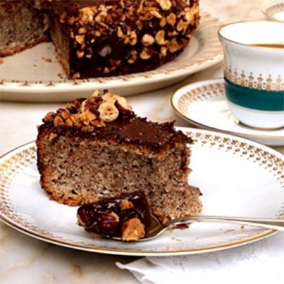 Flourless Chocolate Hazelnut Cake   Paleo   Pinterest
