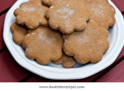 Ginger Rum Molasses Cookies Joe Froggers Recipe — Dishmaps