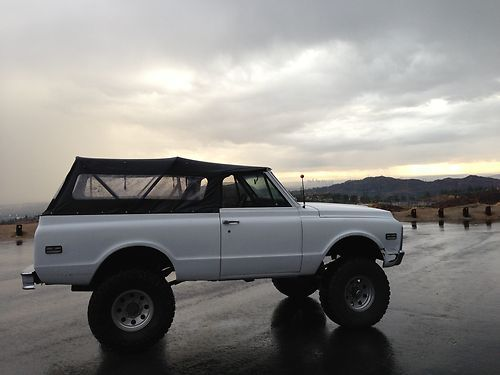 1969 Chevy Blazer Craigslist Autos Post