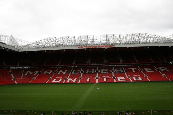 manchester united stadium car park
