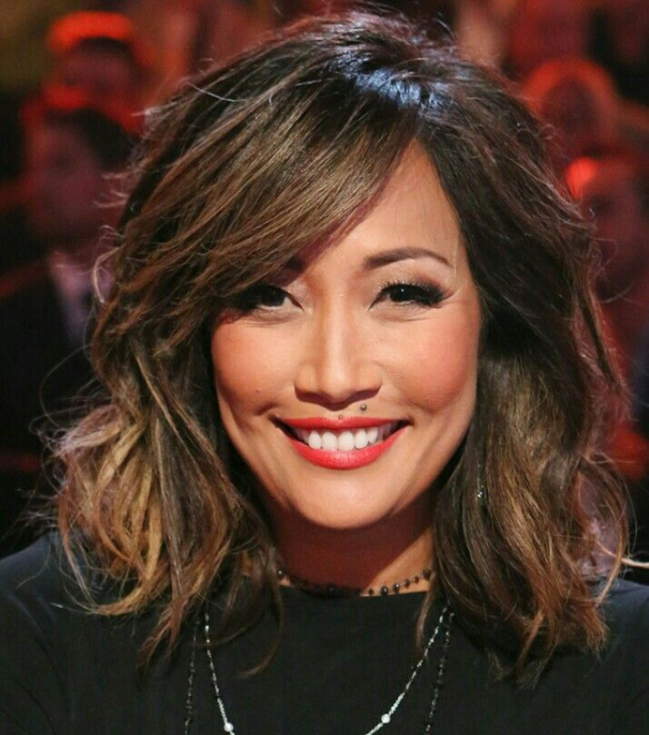 Pic Of Carrie Ann Inaba Bob Cut | LONG HAIRSTYLES
