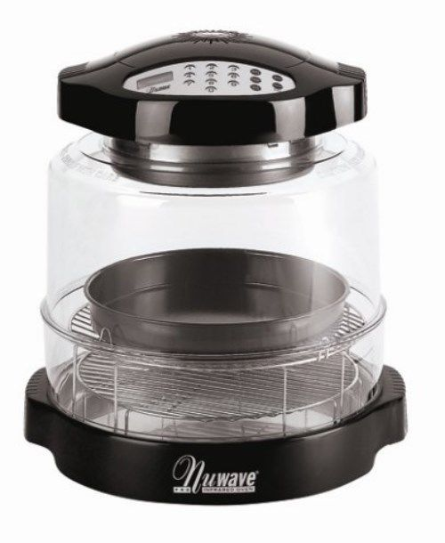 Nuwave Countertop Oven : Nuwave Infrared Tabletop Oven Pro Digital-Controlled Easy Cook Meals ...