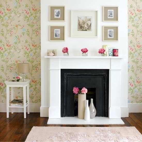 fireplace-hearth idea