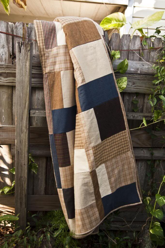Quilt Patterns For A Man : Hibernate: A Man-Quilt by Lella Boutique Craft Ideas Pinterest