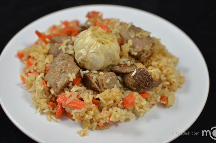 Plov (Uzbek Rice Pilaf) Recipe — Dishmaps