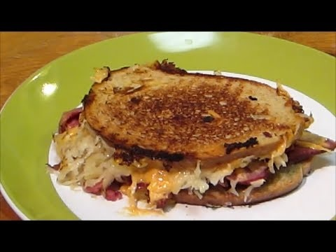 Stout Braised Corned Beef - Reuben Sandwich Print Recipe - http ...
