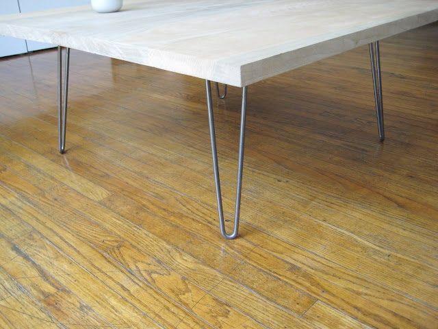 Hairpin Legs Table : hairpin-leg-table  L[-]  Pinterest