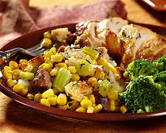 Check out our Sausage, Corn & Herb Stuffing, it's the perfect ...