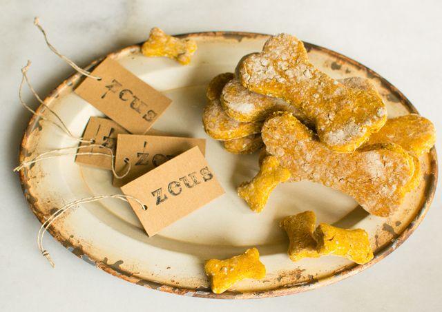 Homemade dog treats | East of Eden Cooking