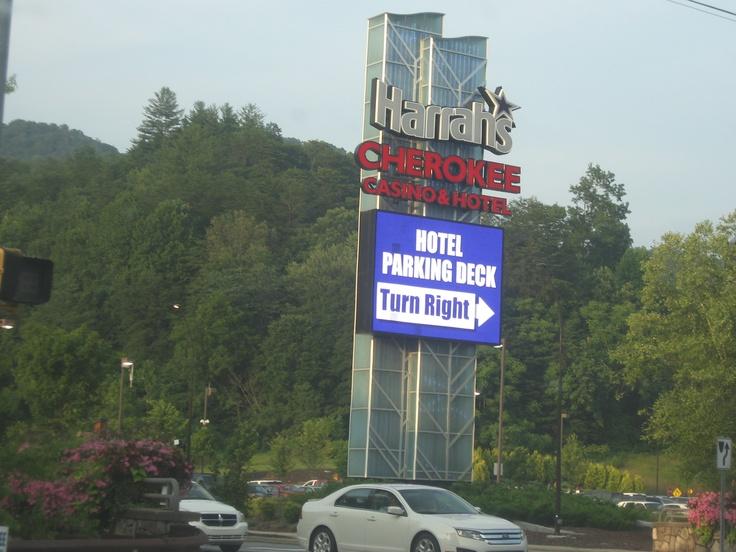 Cherokee casino north carolina directions