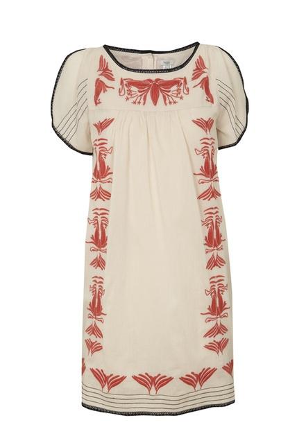 I'd wear this all summer. Hoss Intropia.