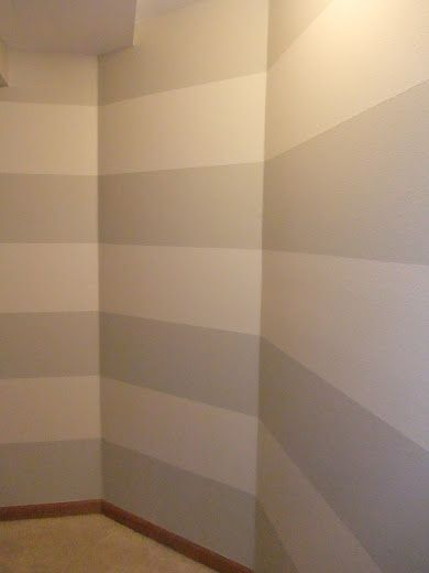 Painting Stripes On Textured Walls Nautical Room Ideas