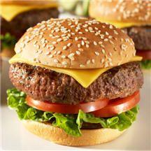 All-American Works Cheeseburger - Americans love their cheeseburgers ...