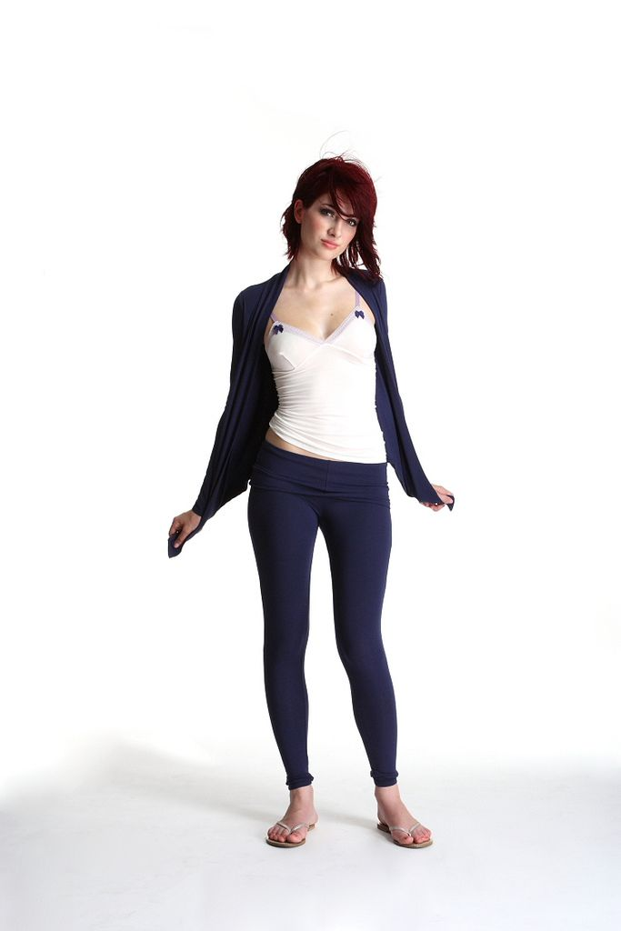 Susan Coffey - sexy leggings