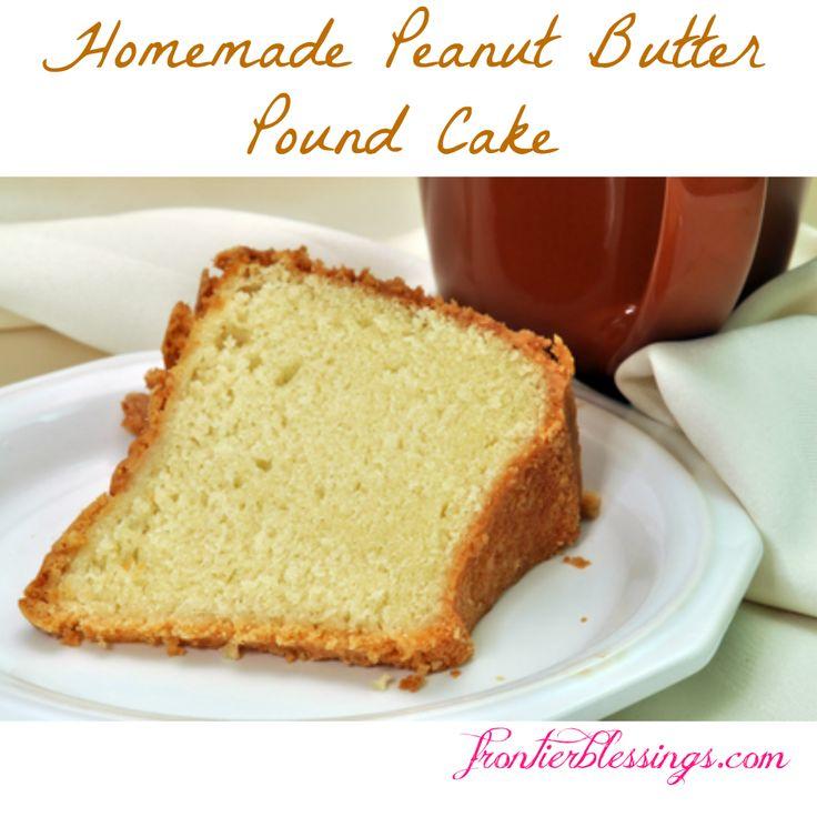 Peanut Butter Pound Cake S'mores Panini Recipe — Dishmaps
