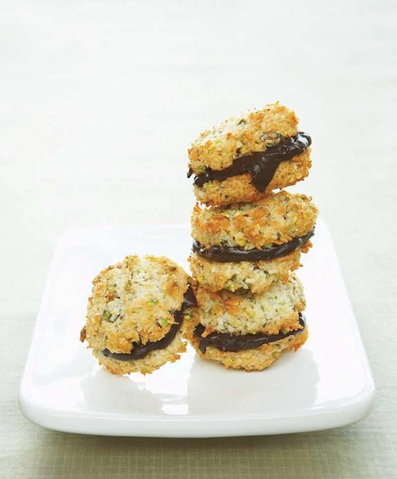 Pistachio macaroons recipe by ANNA magazine