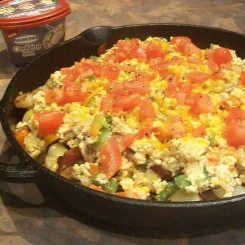 Breakfast Skillet | Breakfast/Lunch/Dinner | Pinterest
