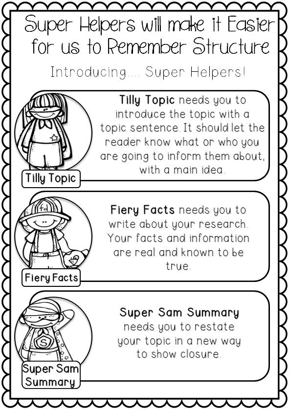 informational writing first grade This product provides a graphic organizer to help early writers organize their  information you will also find writing paper that students can use to write and.
