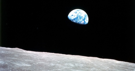 NASA - NASA's Lunar Reconnaissance Orbiter Brings 'Earthrise' to Everyone