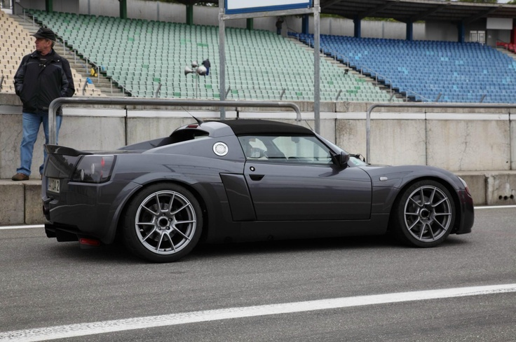 Vauxhall Vx220 Opel Speedster Automotive Inspiration