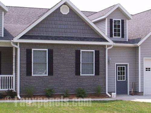 Siding house plan choices pinterest for House siding choices