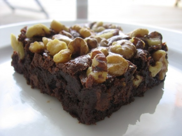 Outrageous Brownies by Ina Garten | Cocoa | Pinterest