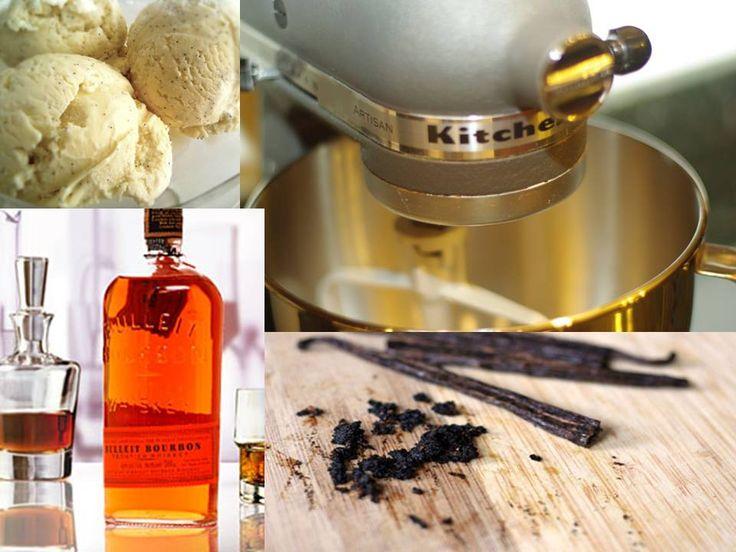 homemade vanilla bean bourbon ice cream | i have a problem. | Pintere ...