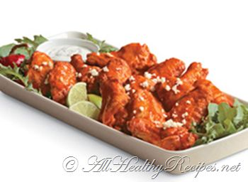 Chili-Lime Chicken Wings Recipe   Yumm   Pinterest