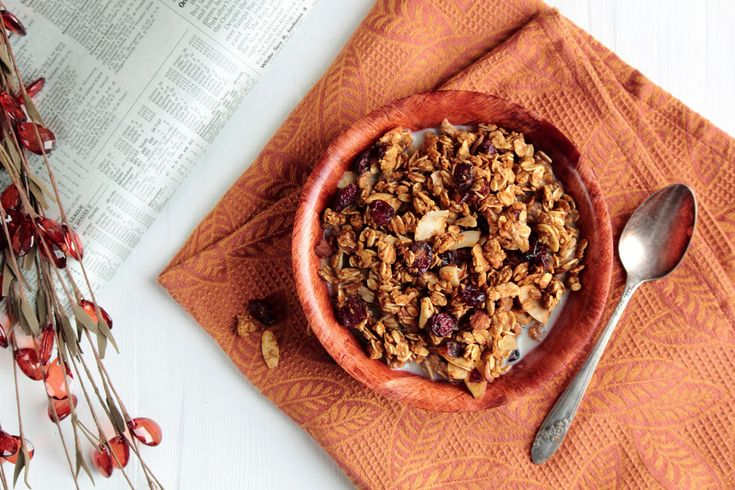 am a wee bit granola obsessed - really want to make some- and this ...