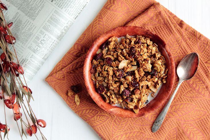 granola coconut granola granola bars homemade granola murphin granola ...