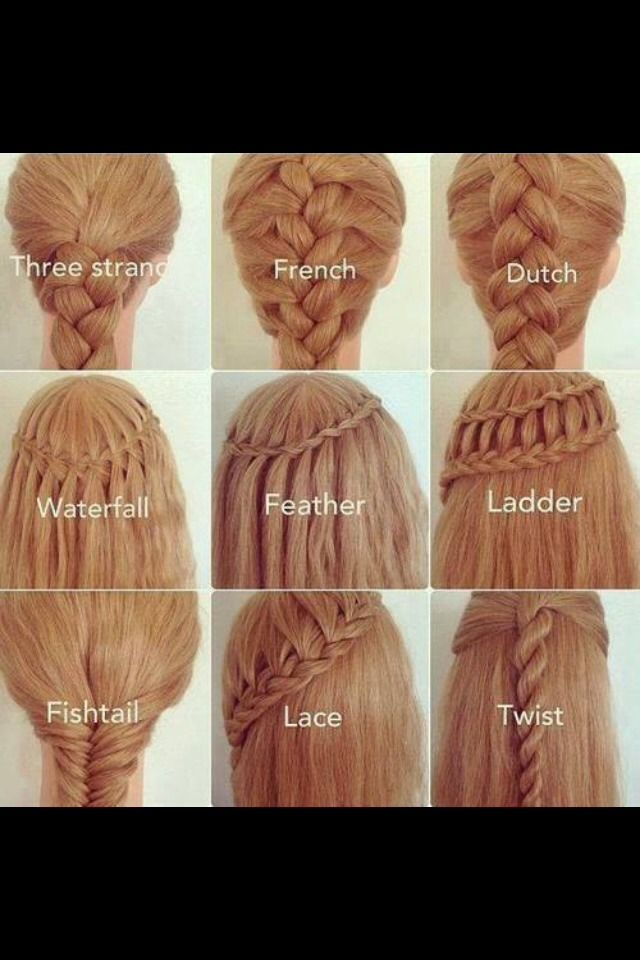 simple everyday hairstyles : Easy Everyday Braid Hairstyles hair and braiding that I love