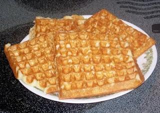 The Bread Fairy: Waffles Like Dad Made | Breakfast | Pinterest