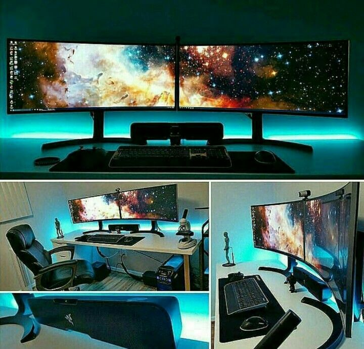 Simple gaming setup ideas