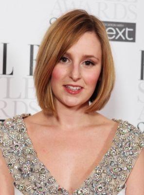 Laura Carmichael Short Hairstyles 2013