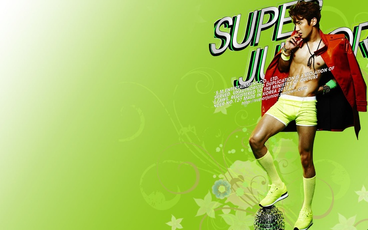 Mr. Simple Wall paper  Choi Siwon  Pinterest
