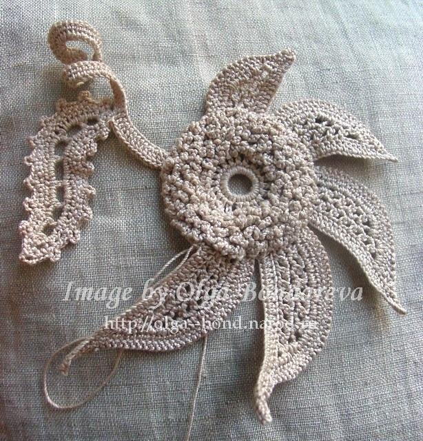 Pin by Kim Hull on Modern Irish Crochet Pinterest