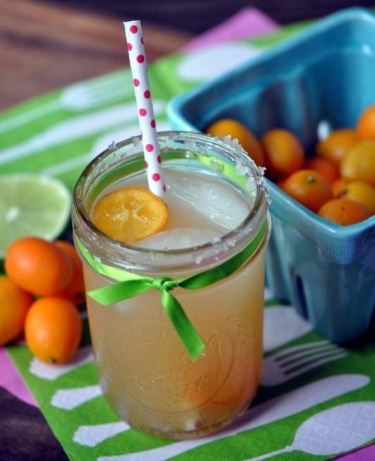 Kumquat Margarita...looks Really Yummy | sip & bite | Pinterest