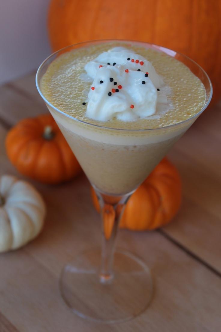 Frozen Pumpkin Mudslides - The Halloween Drink Recipe ...