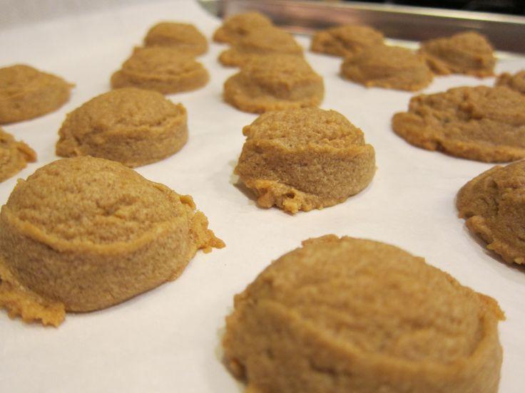 Peanut butter sandies | Cookies, Bars, etc. | Pinterest