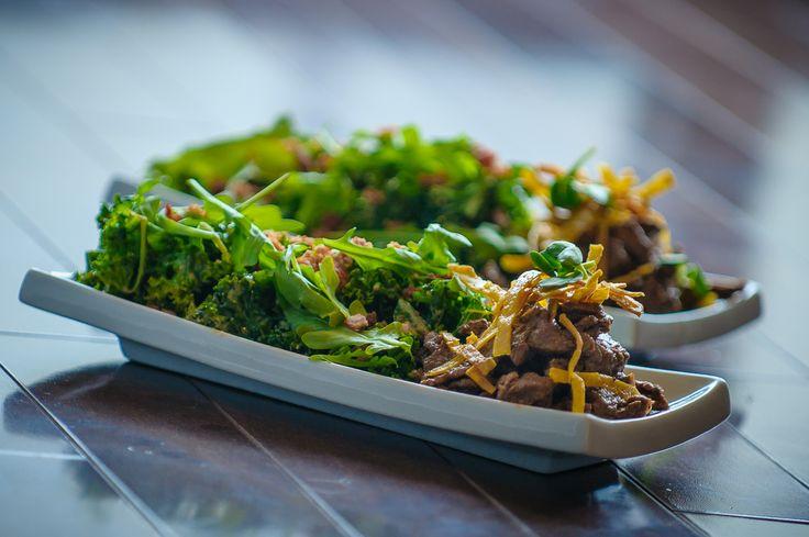 flank steak flank steak and arugula salad recipe martha stewart flank ...