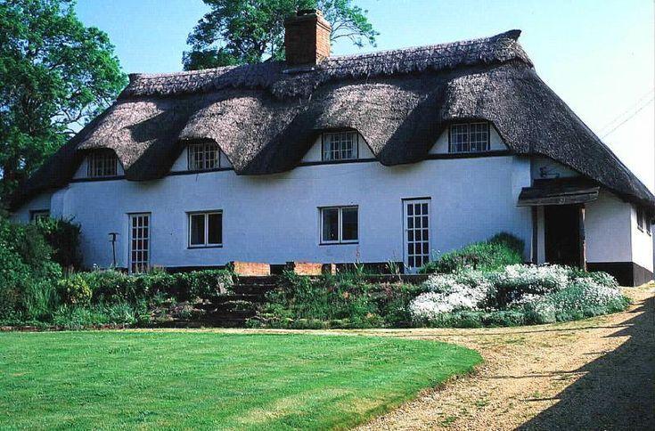 English Cottage With 4 Dormer Windows Dormers Pinterest