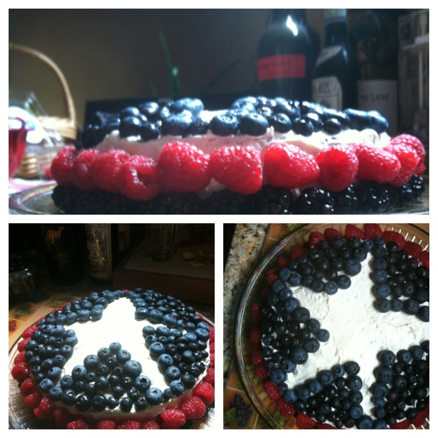 4th of july cake recipes with pictures