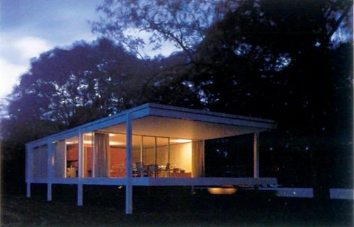 DesignApplause | Farnsworth house revisited.