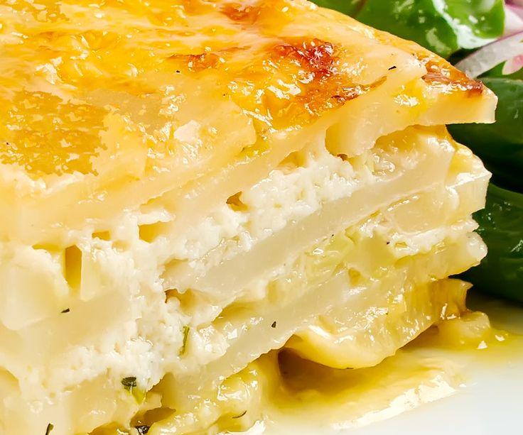 Food52's Sweet Potato And Pancetta Gratin Recipe — Dishmaps