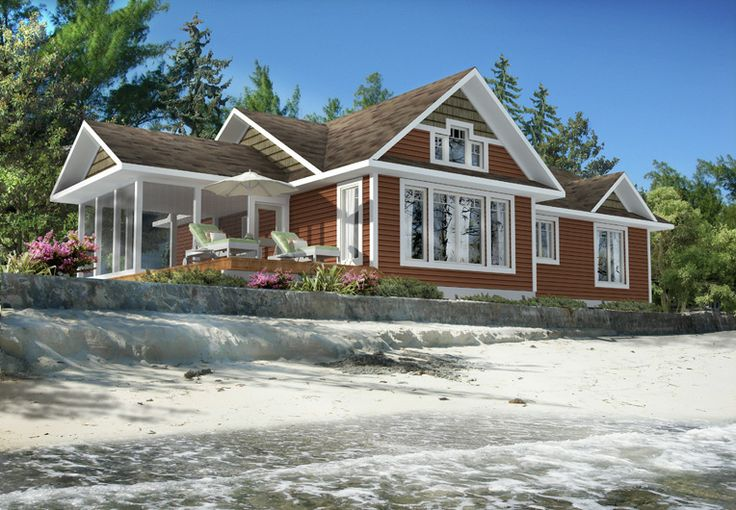 Lindhill ii model by beaver homes and cottages includes for Beaver home designs